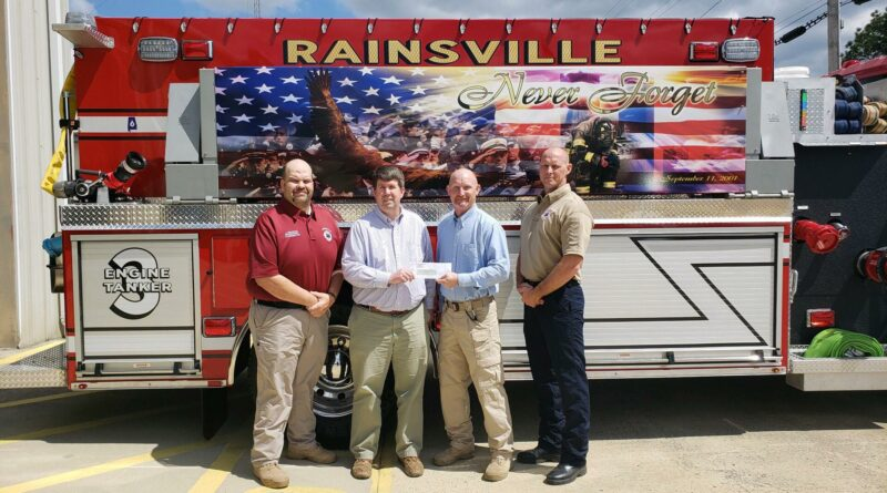 Dekalb County Commission helps DCTC Fire Science Program
