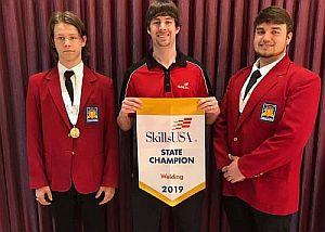 DCTC Students Win Many Awards At State SkillsUSA