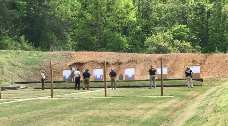 Dekalb County Sheriff's Office Holds Training