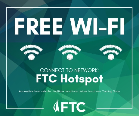 FTC Offers Free Internet Access Hotspot Locations