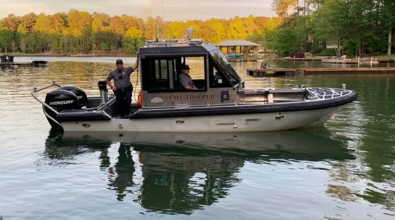 ALEA's Marine Patrol Reminds Everyone To Play Safe On Alabama's Waterways
