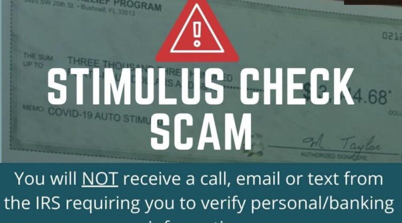 Cherokee County Sheriff Reminds People About Scams Related to COVID-19