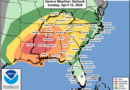 Dangerous SEVERE Weather Possible Easter Sunday with Long Track TORNADOES | WVSM Digital News