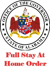 "Alabama Governor Kay Ivey Issues Statewide ""Stay-at-Home"" Order 