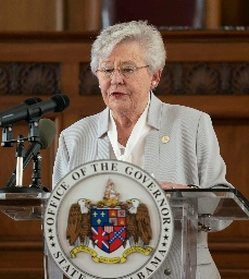 Alabama Governor Kay Ivey's Amended Safer at Home Order