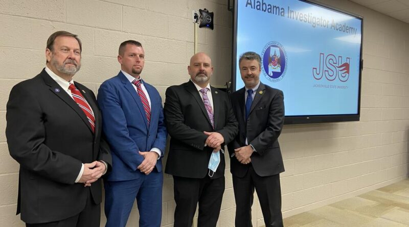 First Alabama Investigators Academy