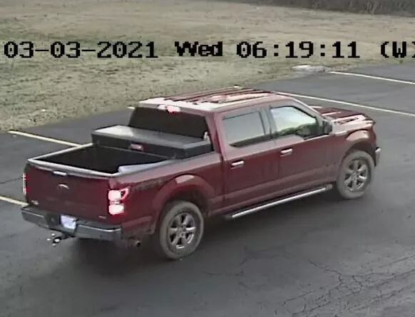 Suspects in Theft of Catalytic Converters from Pine Ridge Baptist Church, Identified