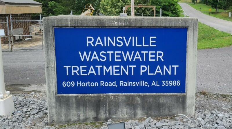 Sewer Rates To Skyrocket For Most Rainsville Sewer Customers