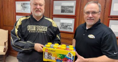 City of Fort Payne Kicks Off Lego Drive